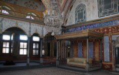 Reception Room, Topkapi Palace