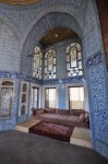 Cobalt Blue Iznic Tiles in Topkapi Palace