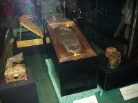 Footprint of Prophet Muhammad (saw), Topkapi Palace